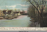 Canal looking toward Shay St., Millville, N. Y. [presumably N.J.] [front caption] (1front)...