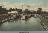 Canal Locks, Mohawk, N. Y. [front caption] (1front) [e0268ac1]