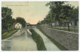 Black River Canal, Rome, N. Y. [front caption] (1front) [k0005ac1]