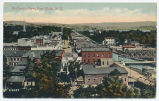 Bird's-eye View, Fort Plain, N. Y. [front caption] (1front) [e0011ac1]