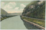 Big Nose, Erie Canal and W.S.R.R. --In the Mohawk Valley, Sprakers, N.Y. [front caption] (1front)...