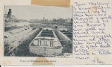 View of Middleport Dry Dock [front caption] (1front) [e0583ac1]
