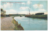Erie Canal Near Schenectady, N. Y. [front caption] (1front) [e0087ac1]