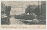 Jack Knife Bridge. Buffalo, N. Y. [front caption] (1front) [e0057ac1]