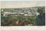 View of Erie Canal. Cohoes, N.Y. [front caption] (1front) [e0062ac1)
