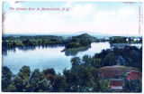 The Hudson River at Mechanicville, N.Y. [front caption] (1front) [c0074ac1]
