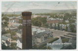 Birds Eye view of Herkimer, N.Y. [front caption] (1front) [e0620ac1]
