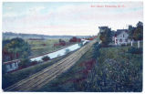 Erie Canal, Fultonville, N. Y. [front caption] (1front) [e0010ac1]