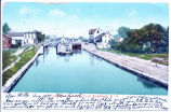 Frankfort Lock, Erie Canal. Frankfort, N. Y. [front caption] (1front) [e0067ac1]