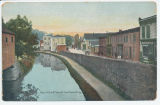 Rosendale, N.Y., Main St. from Canal Bridge. [front caption] (1front) [d0104ac1]
