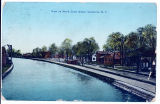 View on North Canal Street, Canastota, N.Y. [front caption] (1front) [e0632ac1]