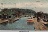 Along the Canal, Cohoes, N.Y. [front caption] (1front) [e0137ac1]