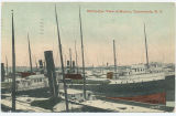 Bird's-Eye View of Harbor, Tonawanda, N.Y. [front caption] (1front) [e0638ac1]
