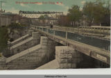 Erie Canal Aqueduct, Fort Plain, N.Y. [front caption] (1front) [e0149ar1]