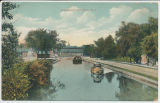 Erie Canal, Fort Plain, N.Y. [front caption] (1front) [e0645ac1]