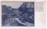 View of the broken culvert under the Erie Canal [portion of front caption] (1front) [e0658ac1]