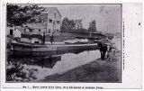 BOAT LADEN WITH COAL, OLD DELAWARE & HUDSON CANAL. [front caption] (1front) [d0112ac1]
