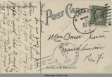 The Erie Canal, Schenectady, N.Y. [front caption] (2back) [e0243ac2]