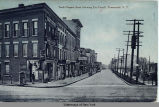 South Niagara Street (showing Erie Canal), Tonawanda, N. Y. [front caption] (1front) [e0351ac1]
