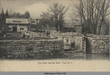 Erie Canal and Dry Dock. Ilion, N. Y. [front caption] (1front) [e0411ac1]