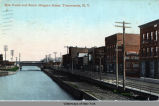 Erie Canal and South Niagara Street, Tonawanda, N.Y.[front caption] (1front) [e0341ac1]