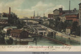 Erie Canal Locks, Lockport, N.Y. [front caption] (1front) [e0175ac1]