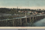The Aqueduct.  Schenectady, N.Y. [front caption] (1front) [e0170ac1]