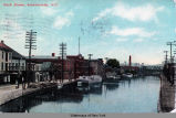 Dock Street, Schenectady, N.Y. [front caption] (1front) [e0261ac1]