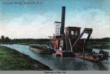 Hydraulic Dredge, Brewerton, N.Y. [front caption] (1front) [e0265ac1]