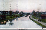 [Title cropped during scan; Erie Canal, Fultonville, N.Y.?] [front caption] (2back) [e0289ac2]...