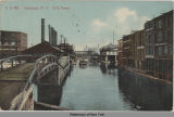 Syracuse, N.Y. Erie Canal. [front caption] (1front) [e0145ac1]