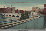 6018 Erie Canal and Aqueduct, Rochester, N. Y. [front caption] (1front) [e0387ac1]