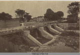 ERIE CANAL AQUEDUCT. Fort Plain. N.Y. 10 [front caption] (1front) [e0388ac1]