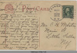 Moonlight on the Erie Canal, East Frankfort, N Y  [front caption] (2back) [e0397ac2]