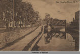 Erie Canal at Rome, N.Y. [front caption] (1front) [e0236ac1]