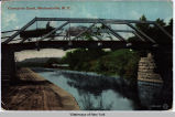 Champlain Canal, Mechanicville, N. Y. [front caption] (1front) [c0028ac1]