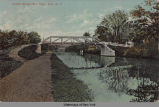 London Bridge-Erie Canal, Ilion, N.Y. [front caption] (1front) [e0446ac1]