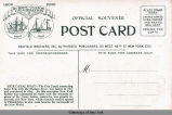 FLOAT - ERIE CANAL BOAT [front caption] (2back) [e0433ac2]