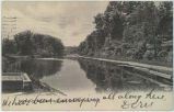 On the Seneca Canal, Seneca Falls, N.Y. [front caption] (1front) [s0022ac1]