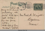 Scene on Erie Canal, Cohoes, N.Y. [front caption] (2back) [e0131ac2]
