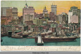 RIVER FRONT, NEW YORK [front caption] (1front) [h0091ac1]