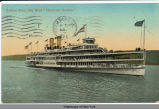 "Hudson River Day Boat ""Hendrick Hudson"" [front caption] (1front) [h0082ac1]"