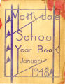Mattydale School Yearbook January 1948
