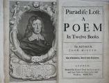 Paradise Lost, 1691 Edition, Illustrations