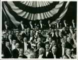 William W. Farley Papers, Banquet of the Wine Growers Association, Photo 1913
