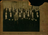 William W. Farley Papers, Photo Schenectady County Democratic Club Banquet, 1912