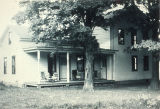 Grandfather Wallace's House, Erieville
