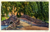 Stone Bridge in Onondaga Park, Syracuse, N.Y. Postcard
