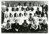 Annette Smith White's class, Madison Junior High.