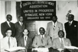 Central City Businessmen's Association Ted Jones, Insurance; Winston Gaskin, Pharmacist; Julius...